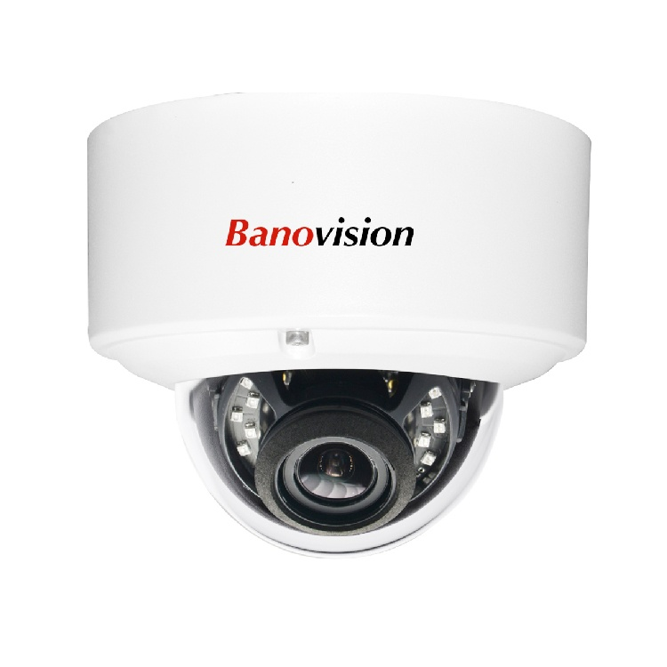 H.265 2MP IP Waterproof /Vandalproof IR Camera