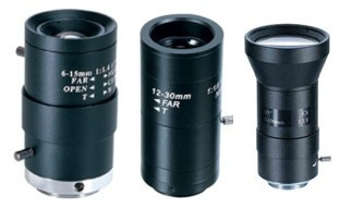 Vari-focal Manual Iris Lens