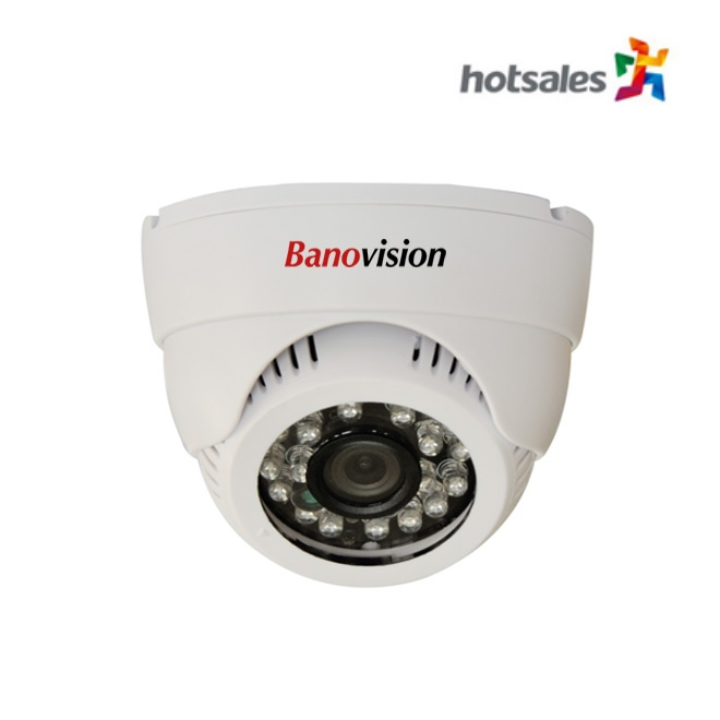 5-10M AHD IR Dome Camera