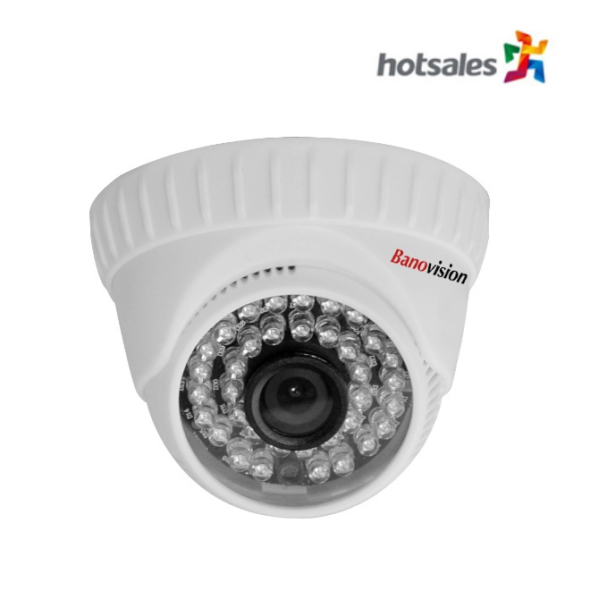 1.0 - 4.0MP 36 pcs IR Dome Camera