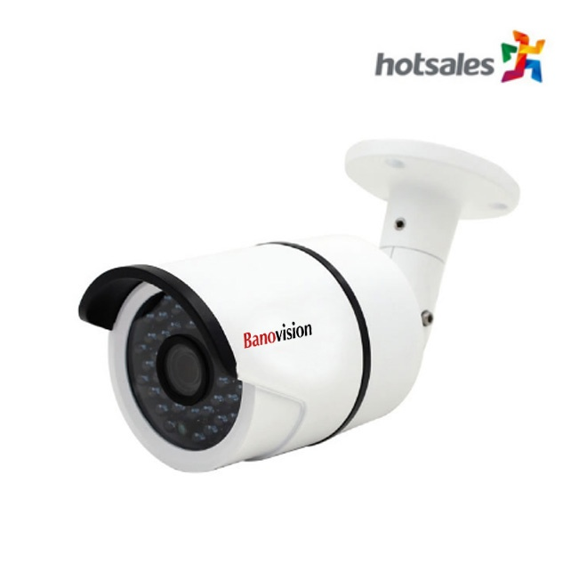 1.0 - 4.0MP 36 pcs IR Bullet Camera