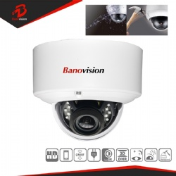 Super HD 8MP IP Dome Camera